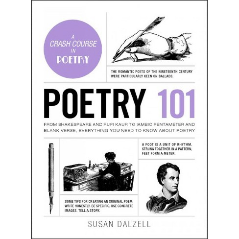poetry 101 from shakespeare and rupi kaur to iambic pentameter and