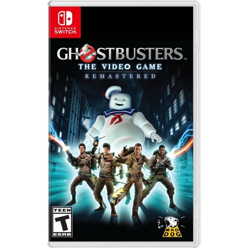 Ghostbusters: The Video Game Remastered - Nintendo Switch - image 1 of 4