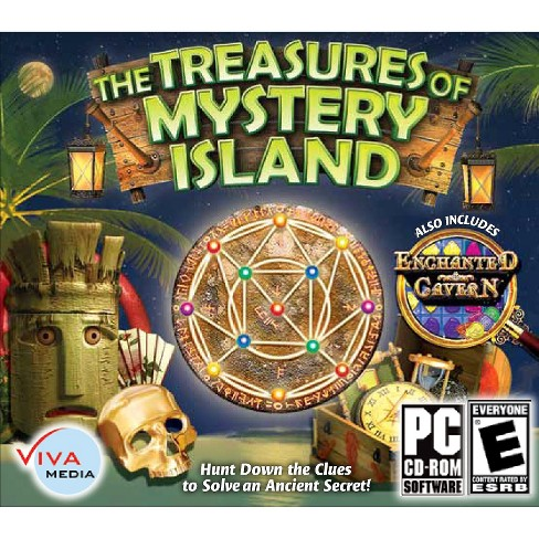 The Treasures of Mystery Island PC Games - image 1 of 1
