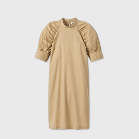 Women's Puff Elbow Sleeve Dress - Prologue™  - image 1 of 2