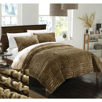 7pc Queen Caimani Comforter Set