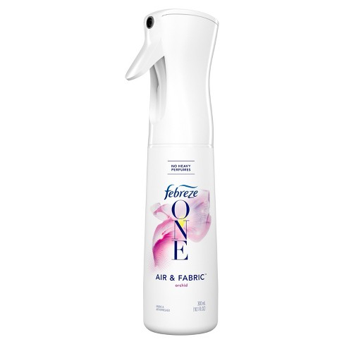 Febreze One Fabric and Air Freshener Starter Kit Orchid - 10.1 fl oz - image 1 of 3