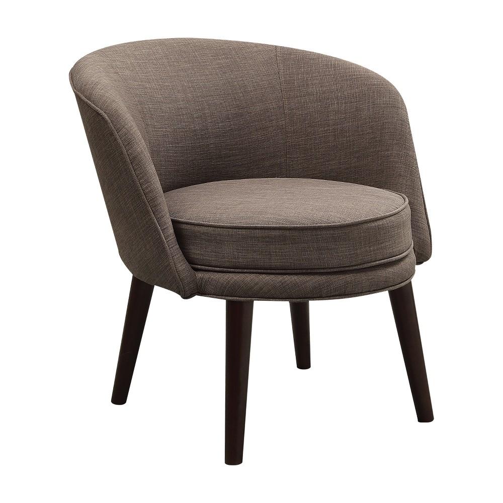 Amari Accent Chair Stone Gray - Acme