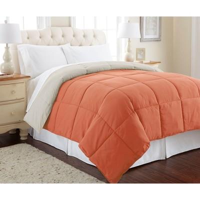 Modern Threads Down Alternative Reversible Comforter.