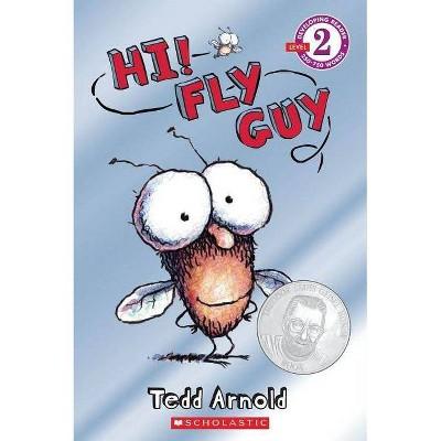 Hi! Fly Guy - by  Tedd Arnold (Paperback)