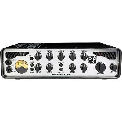 Ashdown Rootmaster RM-500 EVO II 500W Bass Amp Head