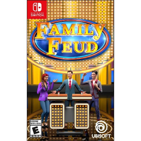 Family Feud - Nintendo Switch - image 1 of 4