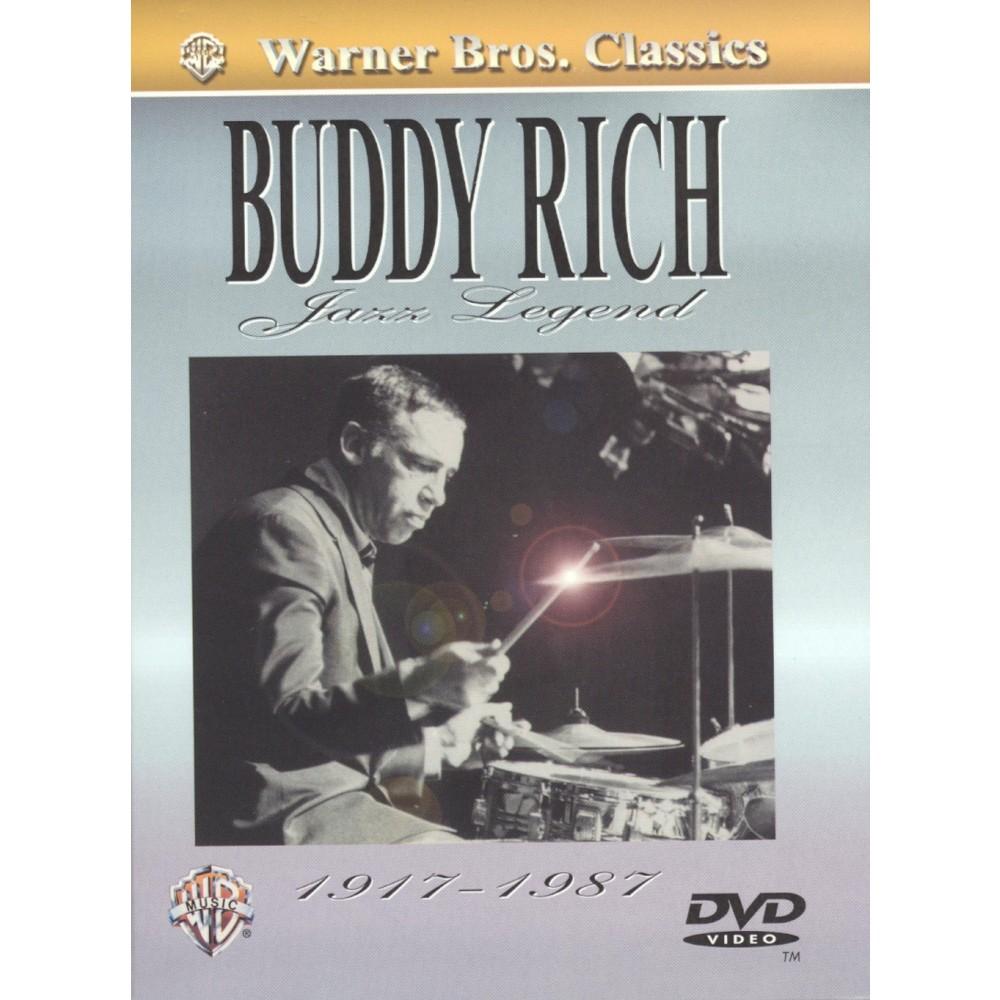 Buddy Rich:Jazz Legend 1917-1987 (Dvd)