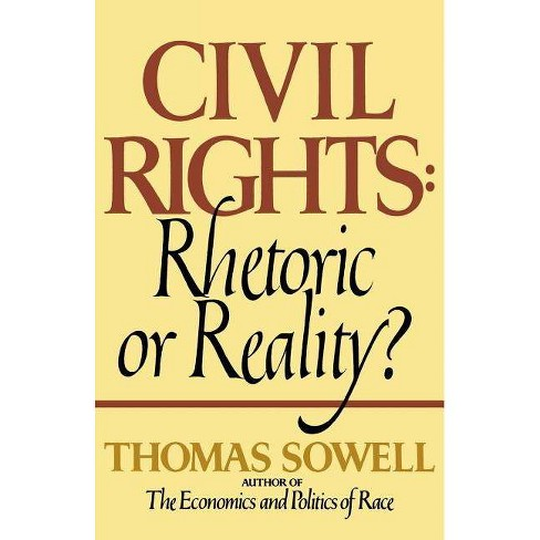 Civil Rights - by  Thomas Sowell (Paperback) - image 1 of 1