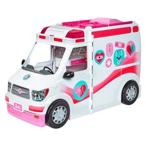 Barbie Care Clinic Playset - image 1 of 4