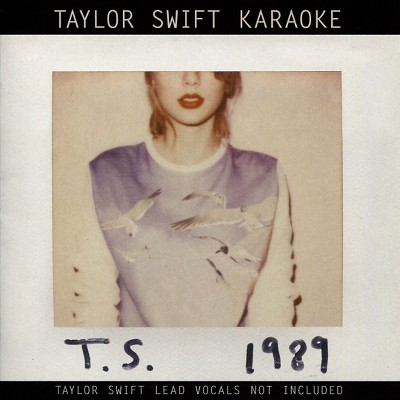 Taylor Swift Karaoke: 1989 (w/DVD) (CD)