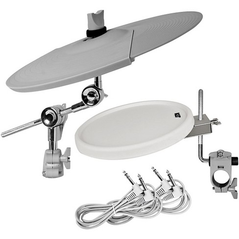 KAT Percussion Dual Zone Pad and Cymbal Expansion Pack for KT2 Kit - image 1 of 1