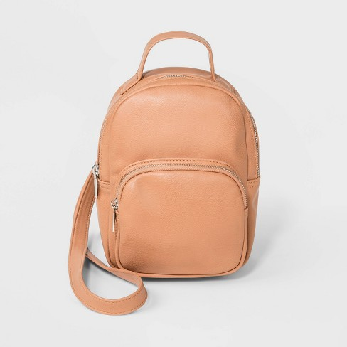 Mini Convertible Backpack To Crossbody Bag - Wild Fable™ - image 1 of 4