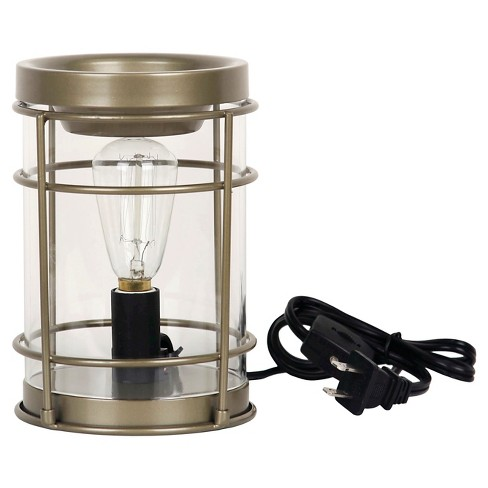 Lantern Fragrance Warmer with Edison Bulb Copper - Chesapeake Bay Candle - image 1 of 1