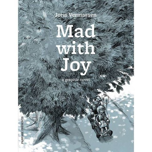 Mad with Joy - by  Joris Vermassen (Hardcover) - image 1 of 1