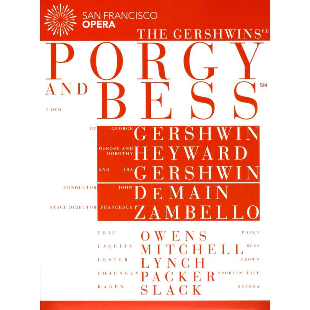 Gershwins:Porgy & Bess (Dvd)