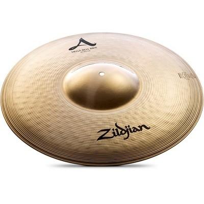 Zildjian A Series Mega Bell Ride Cymbal Brilliant 21 in.
