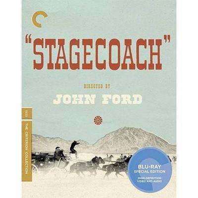 Stagecoach (Blu-ray)(2010)