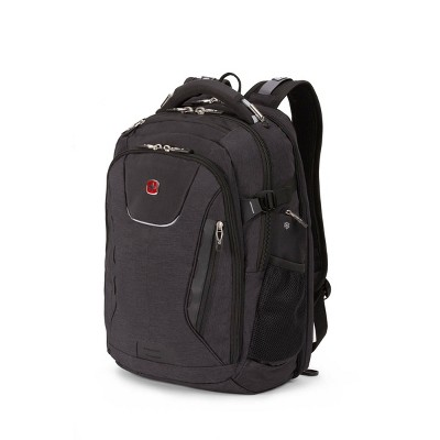 "SWISSGEAR 19"" Energie ""Max"" Backpack - Charcoal"