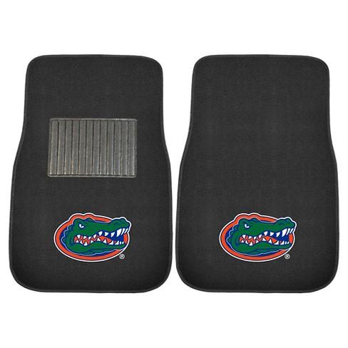 Florida Gators Set of 4 Embroidered Car Mats