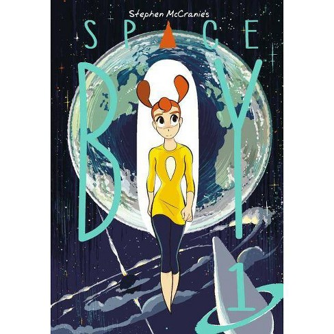 Stephen McCranie's Space Boy Volume 1 - (Paperback) - image 1 of 1