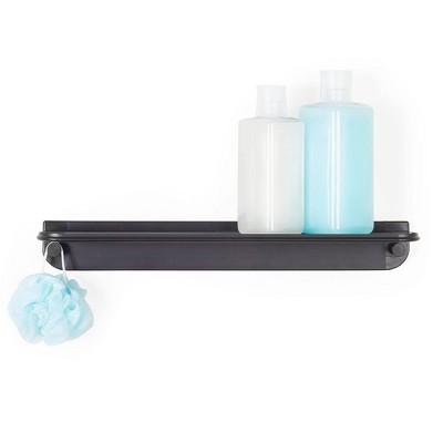 Glide Rust Proof Aluminum Multi-Purpose Bathroom Shelf - Better Living Products
