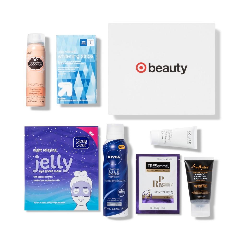 Target Beauty Box - July Target Beauty Box - July Gender: unisex.