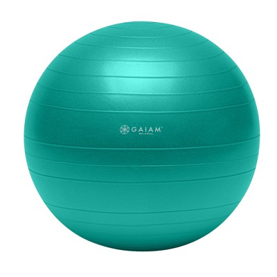 Gaiam Total Body 65cm Balance Ball Kit