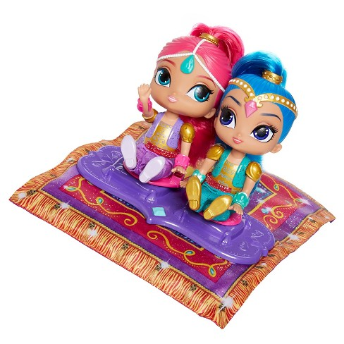 Fisher-Price Shimmer and Shine Magic Flying Carpet - image 1 of 9