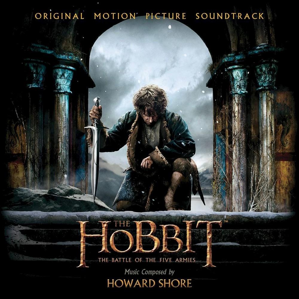 Howard Shore - The Hobbit: The Battle of the Five Armies (Original Motion Picture Soundtrack) (CD)