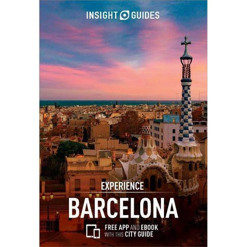 Insight Guides Experience Barcelona (Travel Guide with Free Ebook) - (Insight Experience Guides) - image 1 of 1