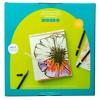 24pg Watercolor Coloring Book Set Floral and Fauna - Mondo Llama™ - image 3 of 4