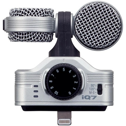 Zoom iQ7 MS Stereo Microphone for iOS - image 1 of 3