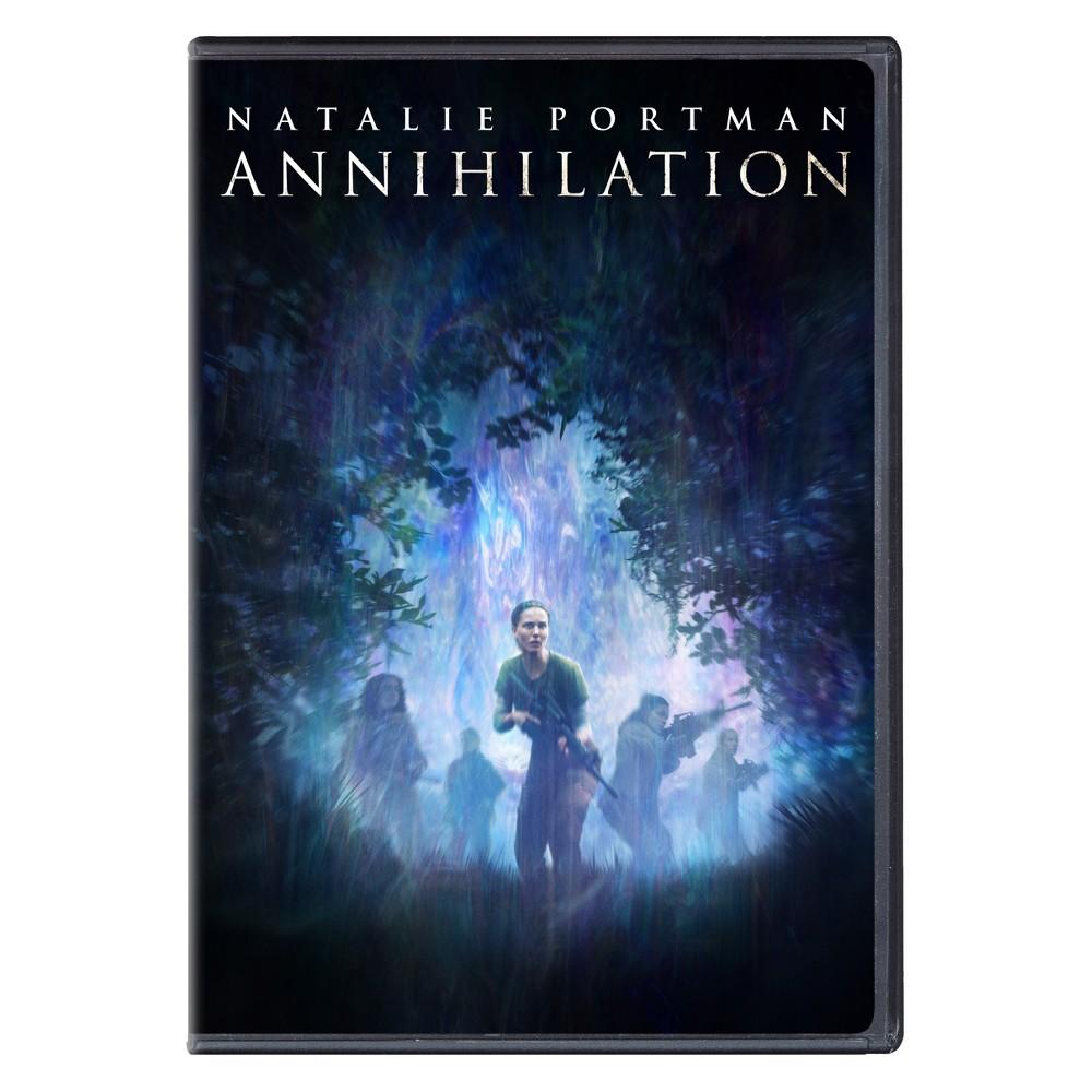 Annihilation (Dvd), Movies