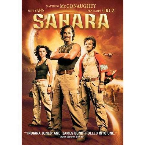 Sahara (DVD) - image 1 of 1