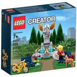 LEGO Creator Fountain Set #40221