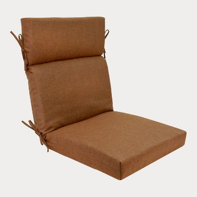 Sunbrella Patio Dining Chair Seat Cushion