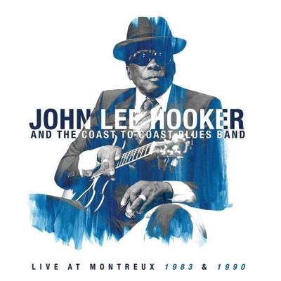 John Lee Hooker & The Coast To Coast Blues Band - Live At Montreux 1983 & 1990 (2 LP) (Vinyl)