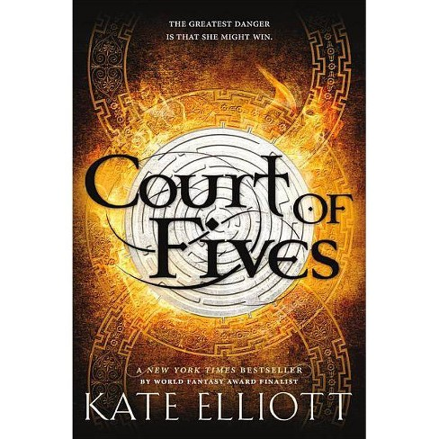 Court of Fives - by  Kate Elliott (Paperback) - image 1 of 1