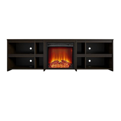 "70"" Maddingly Fireplace Tv Stand - Room & Joy - image 1 of 4"