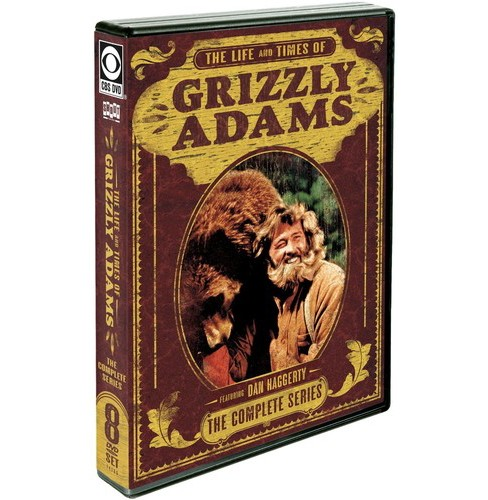Life And Times Of Grizzly Adams:Compl (DVD) - image 1 of 1
