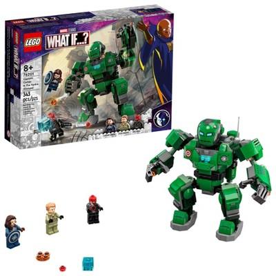 LEGO Marvel Captain Carter & The Hydra Stomper 76201 Building Kit