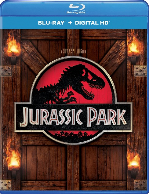 Jurassic Park (Includes Digital Copy) (UltraViolet) (Blu-ray) - image 1 of 1
