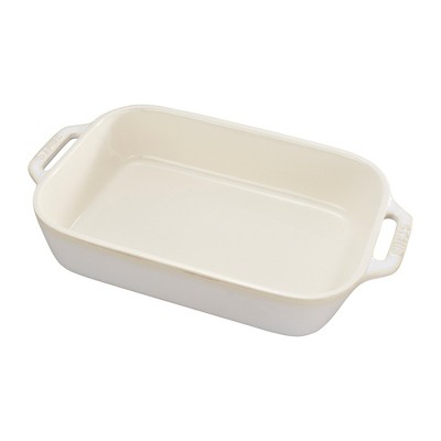 Staub Ceramic 10.5-inch x 7.5-inch Rectangular Baking Dish
