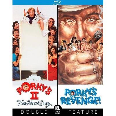 Porky's II: The Next Day / Porky's Revenge (Blu-ray)(2016)