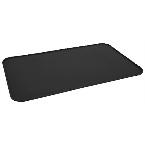 Feeding Mat for Cats & Dogs - L - Black - Boots & Barkley™ - image 1 of 3