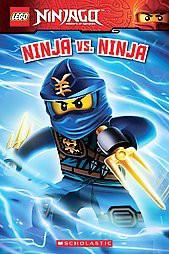Ninja vs. Ninja ( Lego Ninjago) (Paperback) by Kate Howard