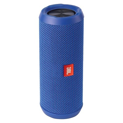 JBL Flip 4 Waterproof Smart Speaker with Google Assistant - Blue