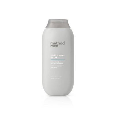 Method Men Post Shave Balm Sea & Surf - 3.4 fl oz