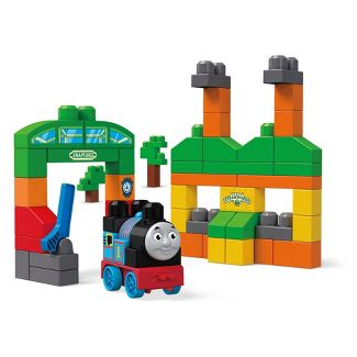 Mega Bloks Thomas & Friends Building Blocks - 70pc